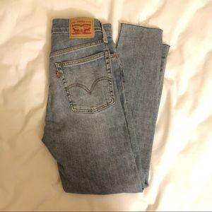 BRAND NEW LEVIS Wedgie Skinny Jeans
